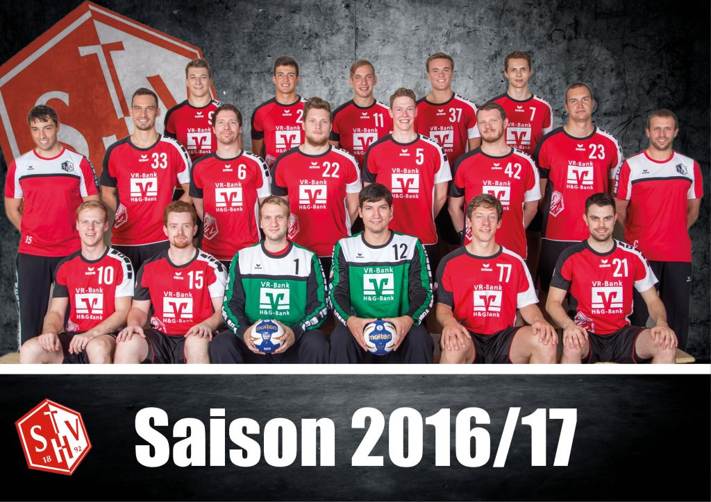 TSV Haunstetten Herren 2016-2017 - 1