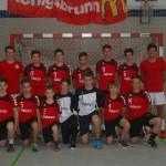 mC Spielbericht: TSV Haunstetten vs. TSV Sonthofen