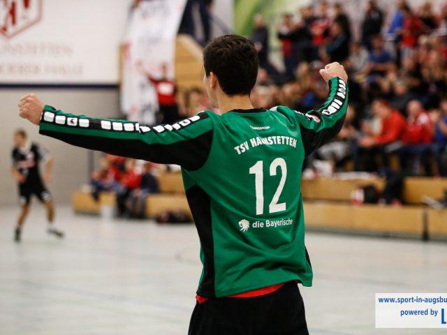 M1 Spielbericht: HaSpo Bayreuth – TSV Haunstetten