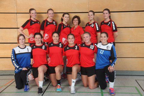 D3 Mannschaft Handball Damen 3