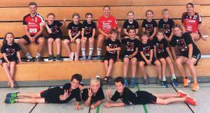 E Jugend Handball Haunstetten