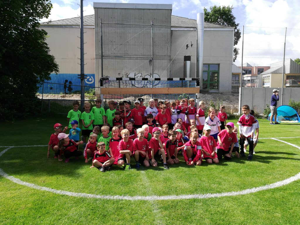 Handball Mini Jugend Haunstetten