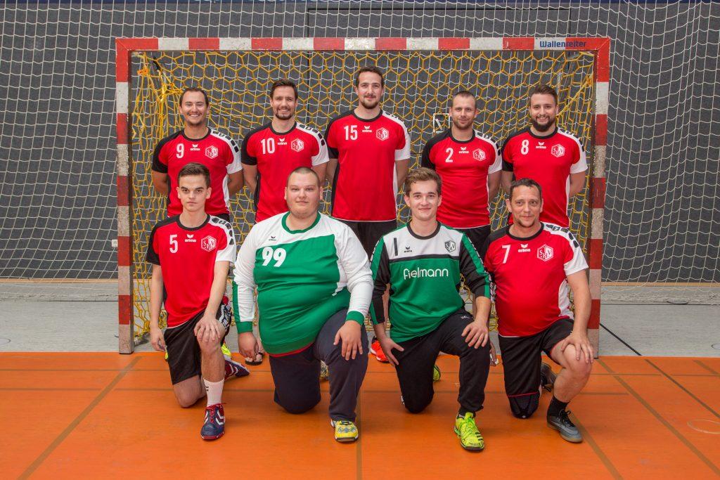 Handball Haunstetten Männer 4