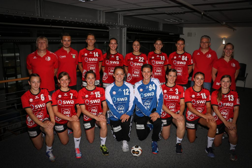 TSV Haunstetten Damen 1 3. Liga Handballmannschaft