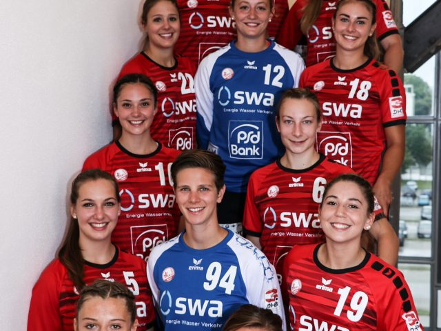 D1 Nachbericht: TuS Metzingen – TSV Haunstetten