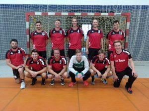 Handball Mannschaft Haunstetten 4 Männer