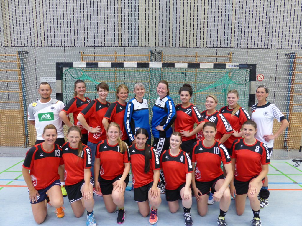 Handball Haunstetten Damen 4