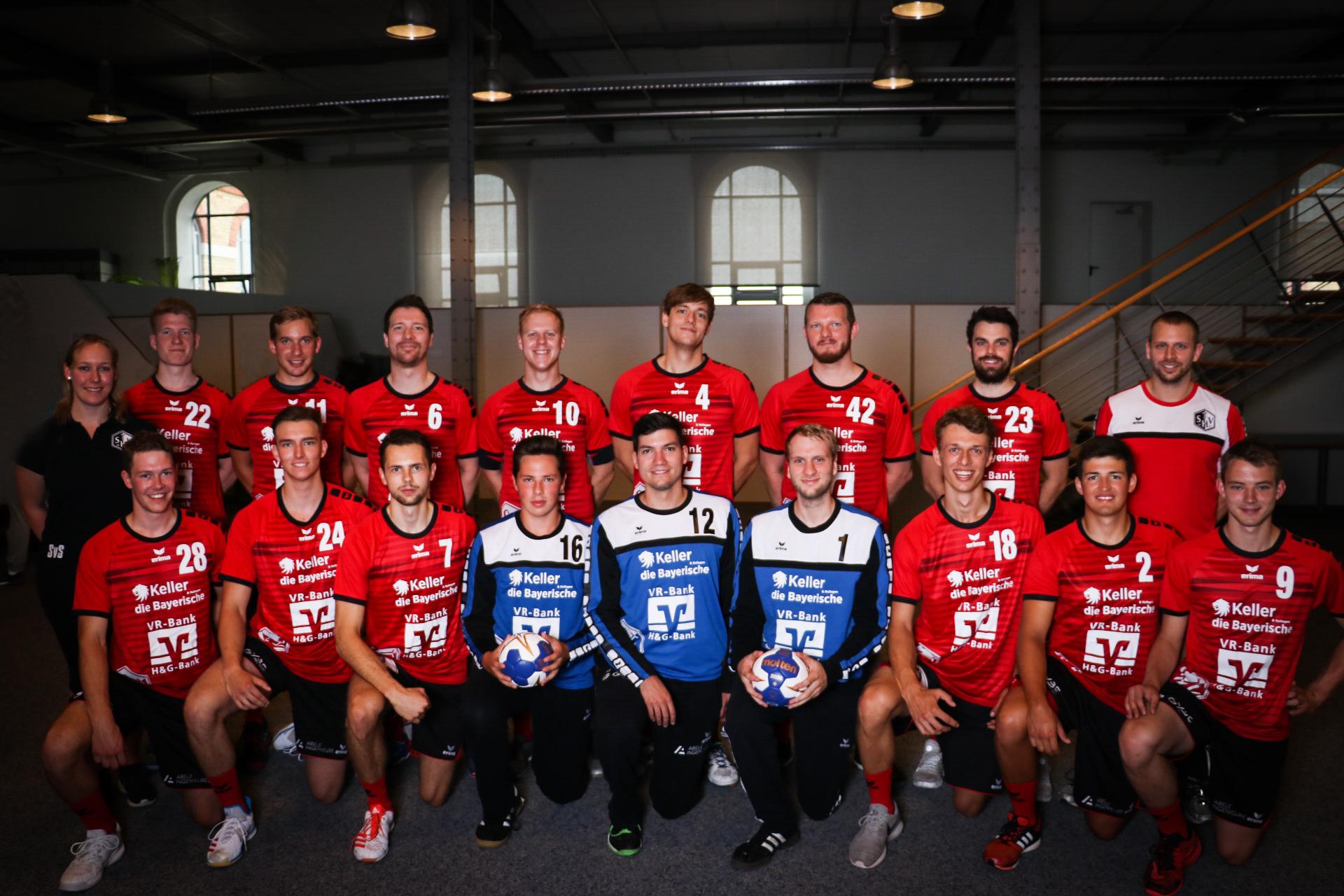 Tsv Haunstetten Handball