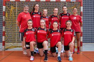 Handball wc Jugend weibliche C