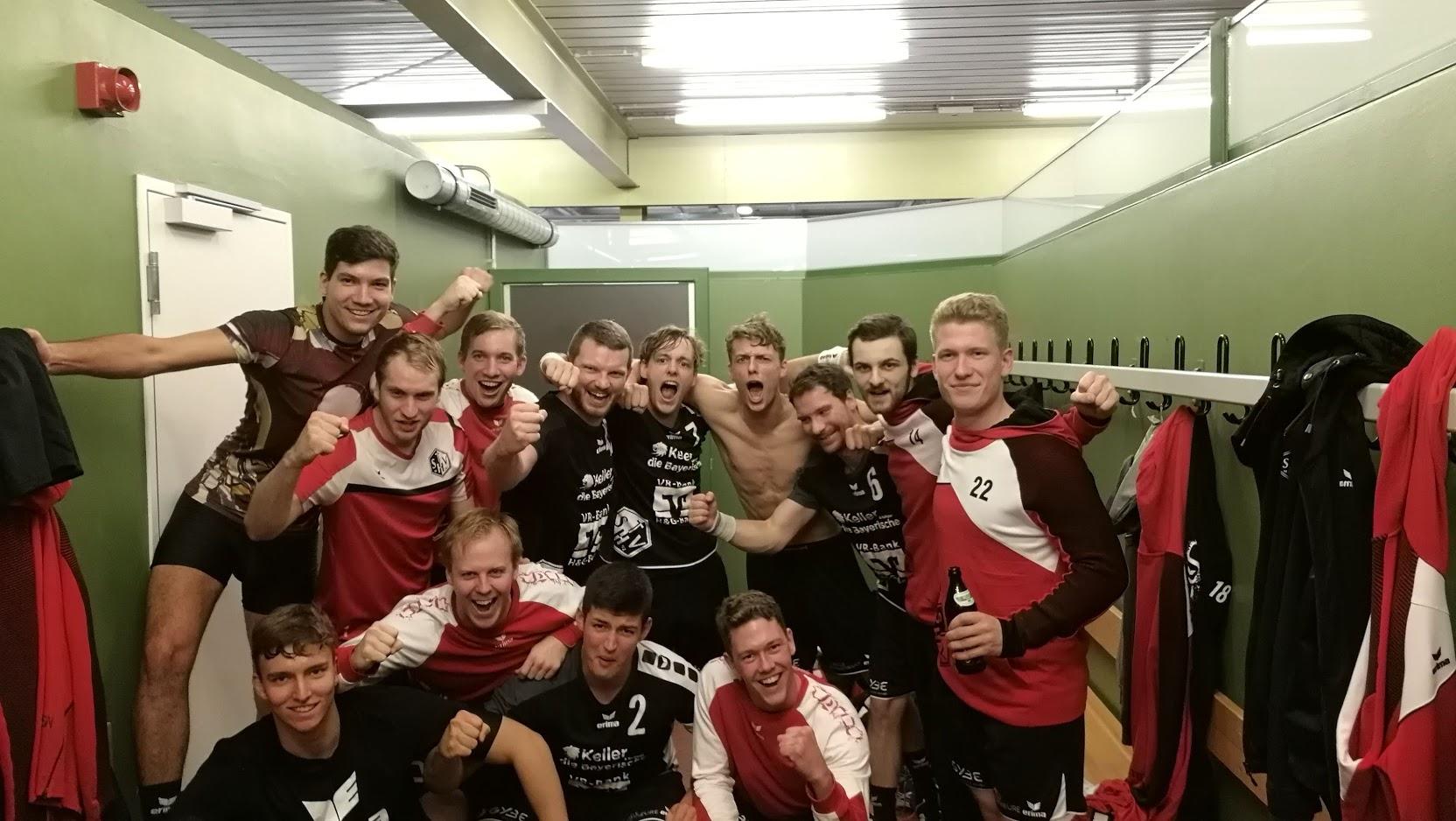 Handball Haunstetten Rothenburg