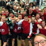 Haunstetten Friedberg Handball Männer 1