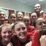 Weibliche B-Jugend weiterhin Tabellenführer in der Bayernliga