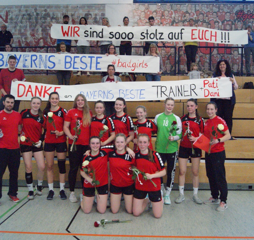 Ungefährdeter Sieg gegen Bad Neustadt