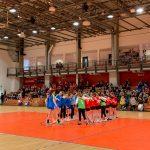 wB: Achtelfinale der Deutschen Meisterschaft gegen den HC Leipzig
