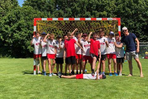 mD: Handball-Marathon am Wochenende