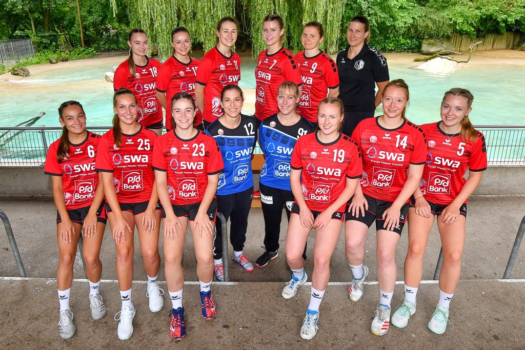 Damen 2 Haunstetten Handball