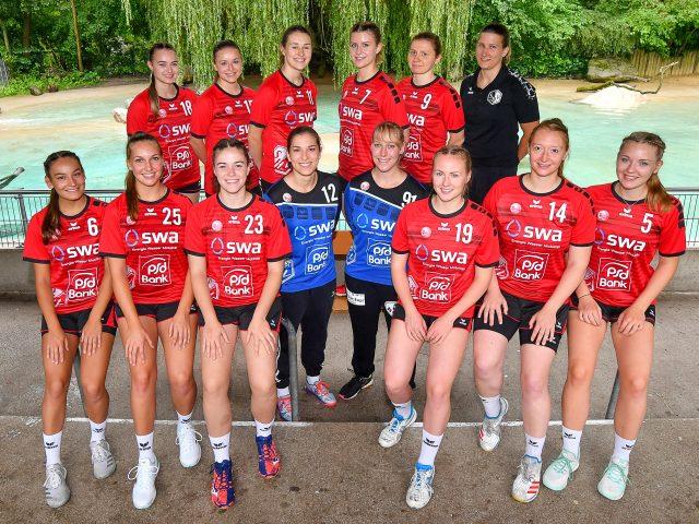 Damen 2 Haunstetten Handball