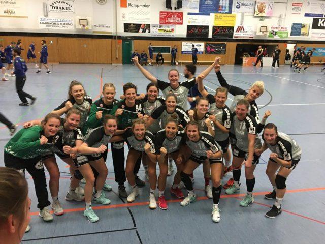 D1 Spielbericht: SG Schozach-Bottwartal – TSV Haunstetten