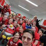 D1 Spielbericht: TSV Haunstetten – TuS Metzingen