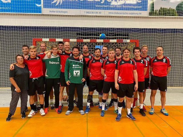 M3 Spielbericht: TSV Neusäß- TSV Haunstetten