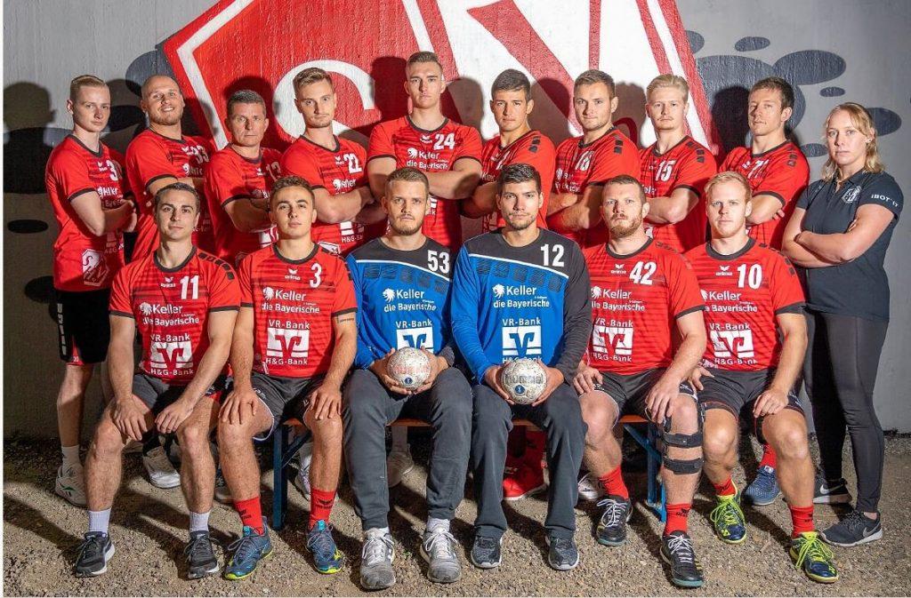 Männer 1 Handball TSV Haunstetten
