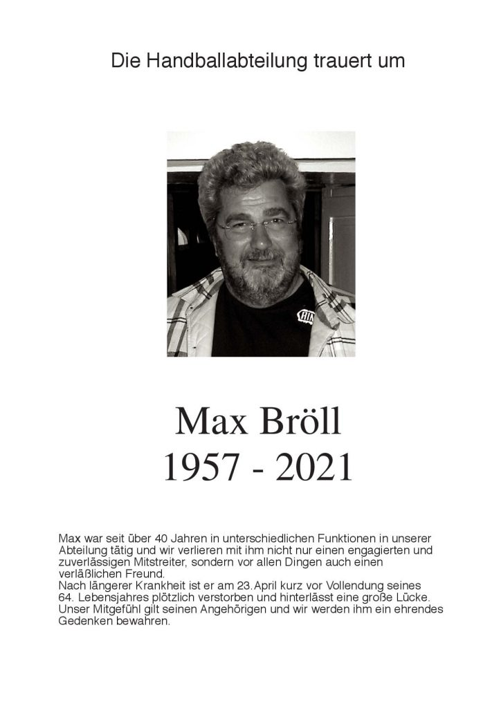 Max Bröll